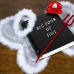 Постер, плакат: Big Book of Sins