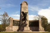 Monument to Missouri at Vicksburg National Military Park — Stock Photo