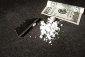 Cocaine — Stock Photo