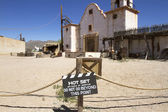 Western Movie Set — Stock Photo