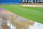 Rain Delay — Stockfoto