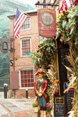 Historic Boston — Foto de Stock