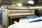 Commercial Ironing Machine — Stock Photo