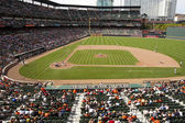 Orioles Park at Camden Yards — Stock Photo