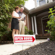 House Hunting — Stock Photo