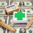 Cost of Healthcare — Stock Photo #50027441