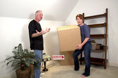 Moving Day — Stock Photo