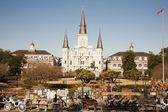 St Louis Cathedral — Stockfoto