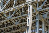 Construção em aço — Foto Stock