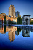 Temple of Debod — Stock Photo
