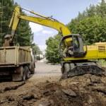 ������, ������: Download 20 ton dump truck excavator