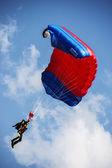 Skydiver — Foto Stock