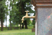 Water, the common good — Stock Photo