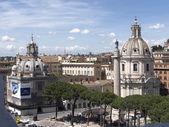 Rooftops of Rome — Foto de Stock
