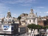 Sui tetti di roma — Foto Stock