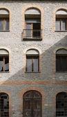 старое здание — Стоковое фото