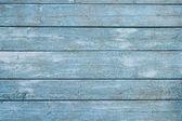 Viejas tablas azules — Foto de Stock