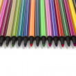 Colored felt tip pens — Stock Photo #51636215