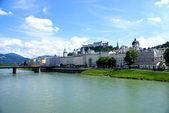 Salzburg - beautiful destination in  Austria — Stock Photo