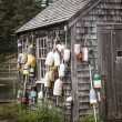 Fishing Shack in York Harbor, Maine — Stock Photo #51258273