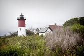 Nauset Lighthouse - Eastham, MA — Stock Photo