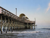 Apache Pier — Stock Photo