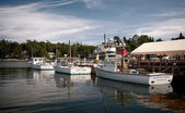 Boothbay Harbor, ME — Stock Photo
