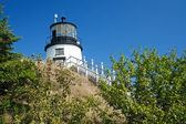 Owls Head Lighthouse — Stock Photo