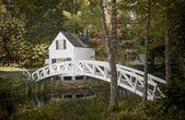 Somesville Bridge — Stock Photo