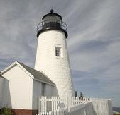 Pemaquid Point Lighthouse — Stock Photo
