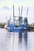 Georgetown Shrimpboats — Stock Photo