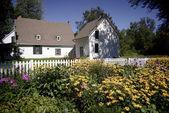Mabee Farm Historic Site — Stock Photo
