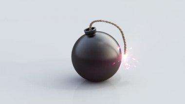 炸弹 — 图库视频影像