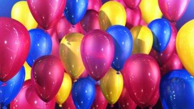 Happy Birthday Suprise Animation — Stock Video