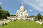 Sacre coeur basilica Cattedrale — Foto Stock