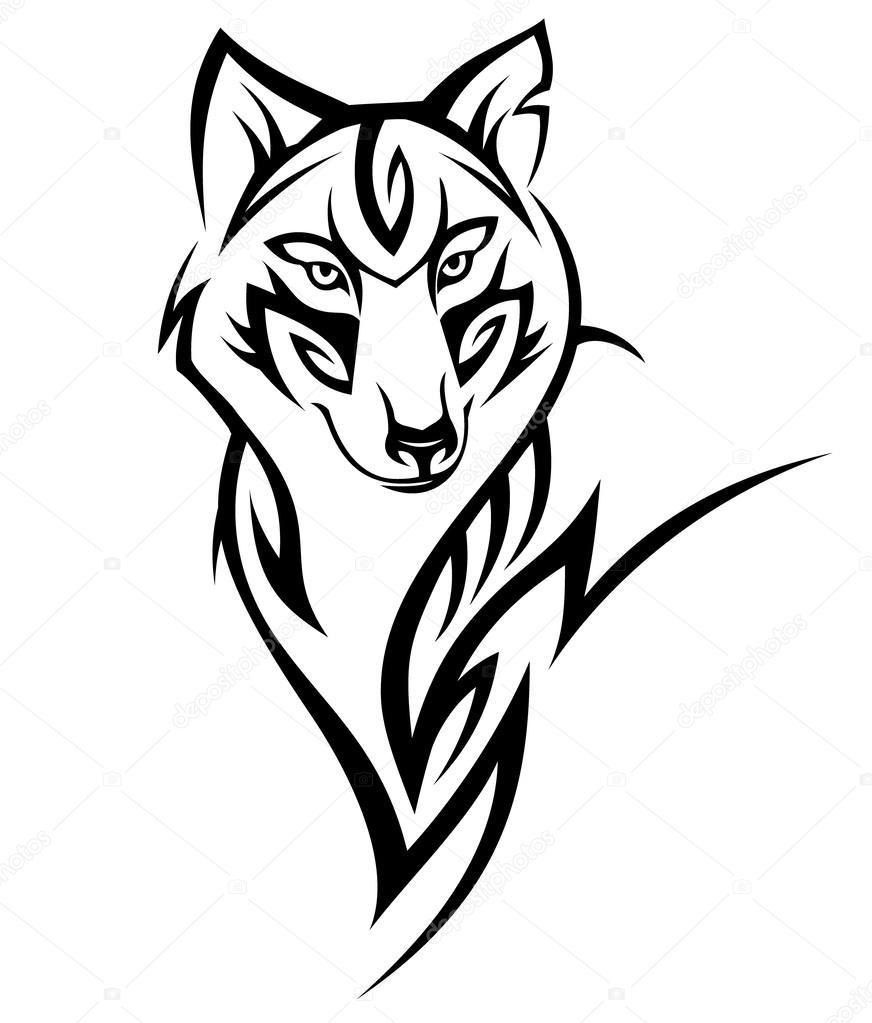 Черно-белые картинки для татуировки