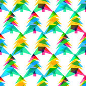 Vector seamless pattern, New Year 2015 — Stockvektor