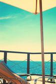 Retro Beach — Stock Photo