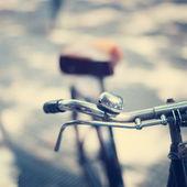 Detalle de la bicicleta — Foto de Stock