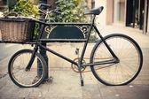 Retro bicycle — Stock Photo