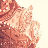 Detail of carousel — Foto de Stock
