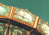 Retro carousel — Stock Photo