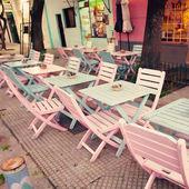 Cafetería — Foto de Stock