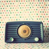 Retro Radio — Stock Photo