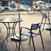 Loja de café — Fotografia Stock