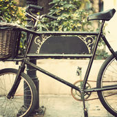 Retro rower — Zdjęcie stockowe
