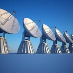 Radio telescope — Stock Photo #51362079