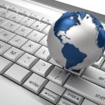 Global communication — Stock Photo #51363079