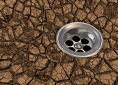 Dryness — Stock Photo