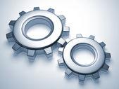 Gear mechanism — Stock Photo